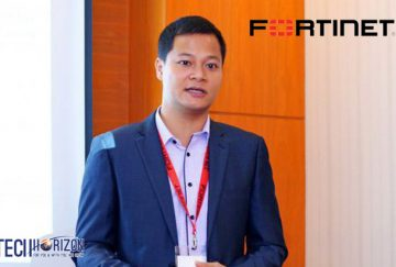 Ông Nguyễn Gia Đức - Giám đốc Fortinet Việt Nam