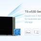 QNAP ra mắt Series TS-x53D
