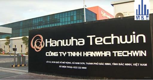Camera Hanwha Techwin- Phân phối bởi Tech Horizon